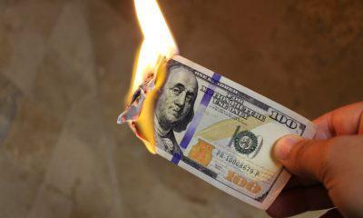 Bitfinex causes market to burn