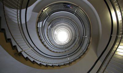 Ripple spirals down