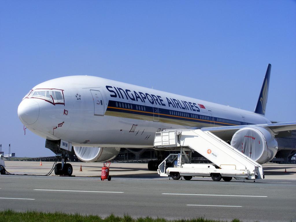 Singapore Airlines integrates Blockchain