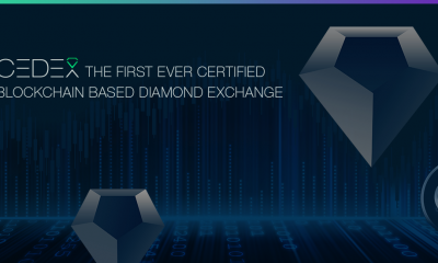 CEDEX - Blockchain Based Diamond Exchange