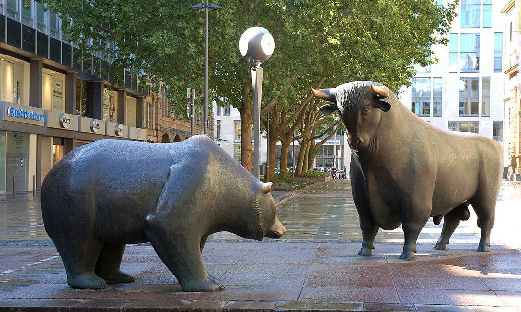 Bearish run over, is it a bull run