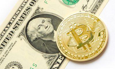 US dollar drops while Bitcoin gains