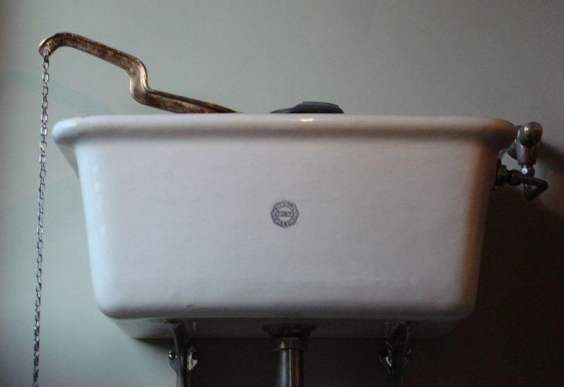 Blockchain one of the traditional toilet tanks - majority of the Brits believe