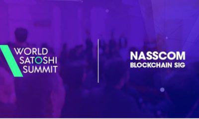 World Satoshi Summit Partners with NASSCOM Blockchain SIG