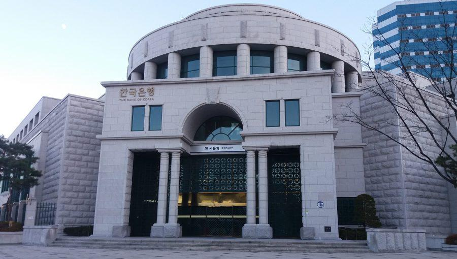 Bank of Korea is examining ways to create a cashless society - Shows interest in issuing a digital currency