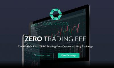 COBINHOOD - the first zero trading fee cryptocurrency set to revolutionize the trading background