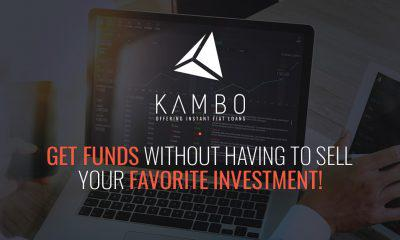 Leverage your Bitcoin and Ethereum assets into cash loans with Kambo