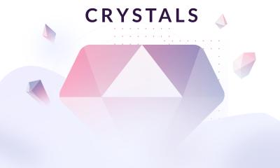 CRYSTALS - A revolutionized modelling platform based on blockchain