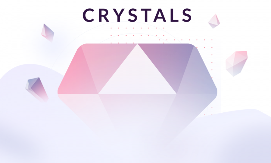 CRYSTALS - A revolutionized modelling platform based on blockchain