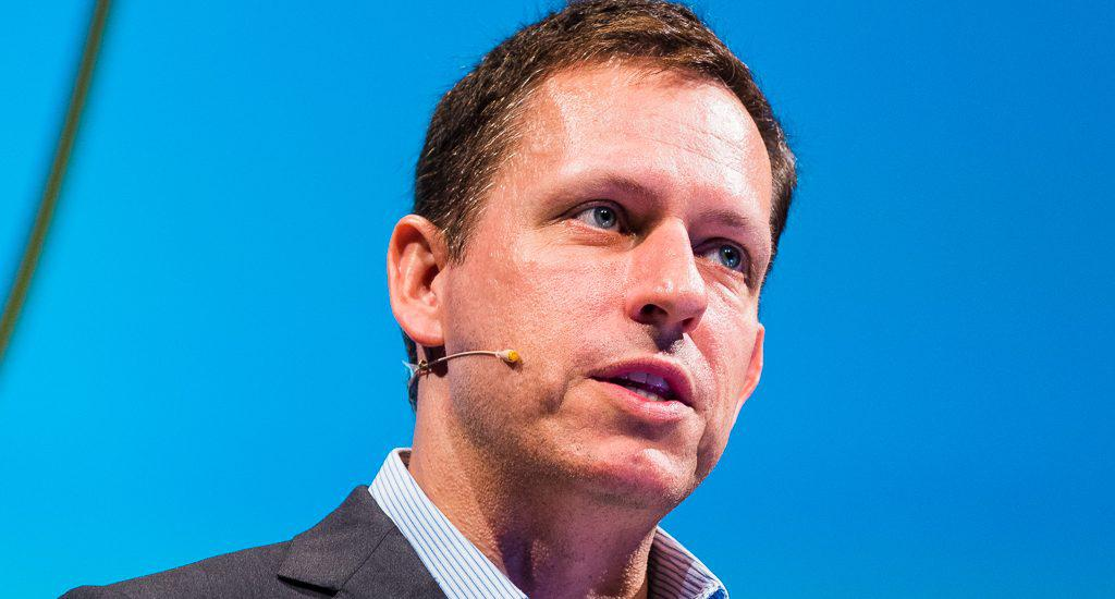 Peter Thiel Founder of Paypal gives his thoughts on Bitcoin