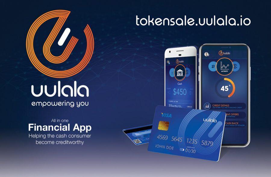 Uulala - A blockchain based banking eco-system