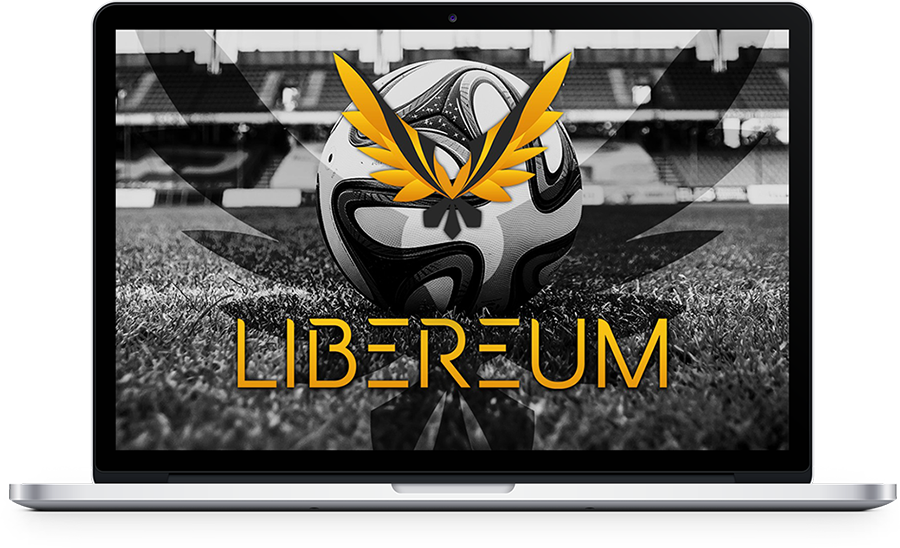 Libereum [LIBER] tokens for the football fanatics!