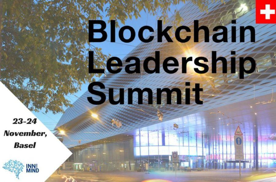 The main blockchain industry event - Blockchain Leadership Summit