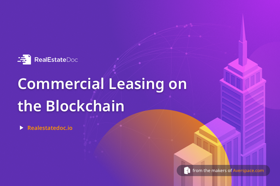 RealEstateDoc [RED] to change the landscape of commercial real estate