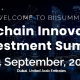 BIISUMMIT — Blockchain Innovation & Investment Summit — 22nd October 2018 — Dubai, United Arab Emirates