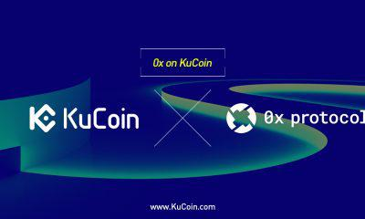 0x Protocol (ZRX) Is Now Listed At KuCoin Cryptocurrency Exchange