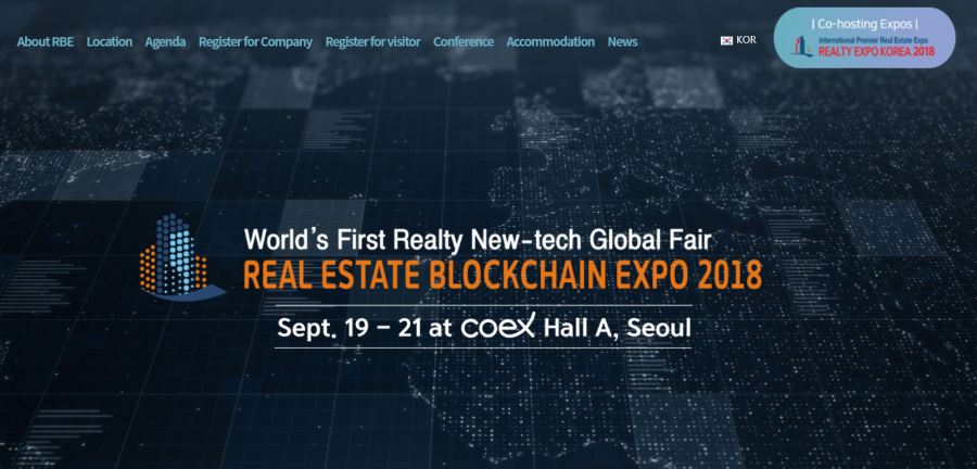 World's first real estate blockchain expo to take place in Seoul