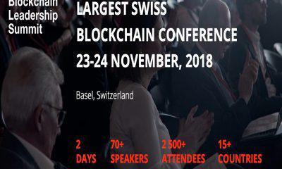 Largest Swiss Blockchain Summit comes back!