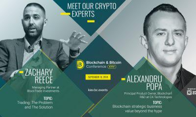 Blockchain in business and cryptocurrency trading: reports of foreign crypto experts at Blockchain & Bitcoin Conference Kyiv