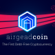 Airgead Coin offers the world's first debt-free cryptocurrency backed by precious metals