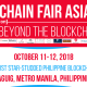 Attend Manila's largest and most star-studded blockchain conference