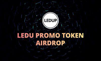 Education Ecosystem Launches LEDU Promo Token Airdrop