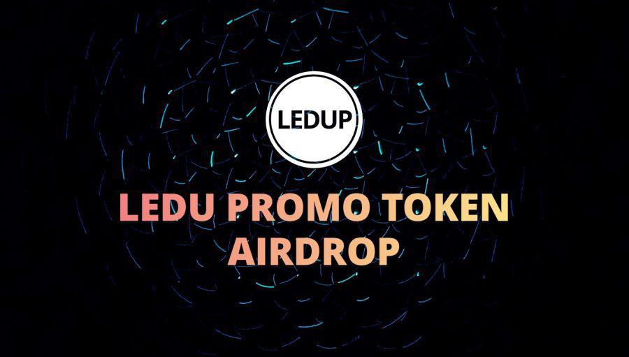 Education Ecosystem Launches LEDU Promo Token Airdrop