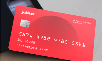 Jubiter - It's Never Been Easier to Buy Bitcoins with a Credit Card
