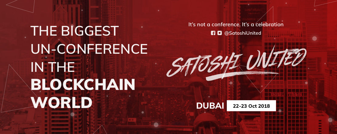 5 Reasons to attend the biggest blockchain Un-Conference in Dubai