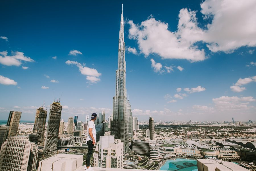 Cryptocurrency adoption takes the high road with Dubai expanding its digital currency payments in all sectors