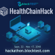 BlockTEST is Launching HealthChainHack Hackathon: Blockchain at the intersection of Healthcare & Intro to BlockTEST