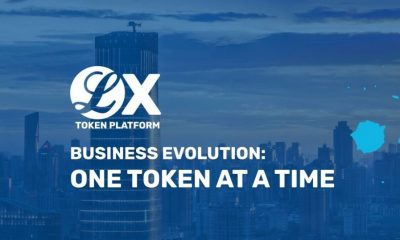 Token trading platform reshapes utility token creation with faster proprietary blockchain