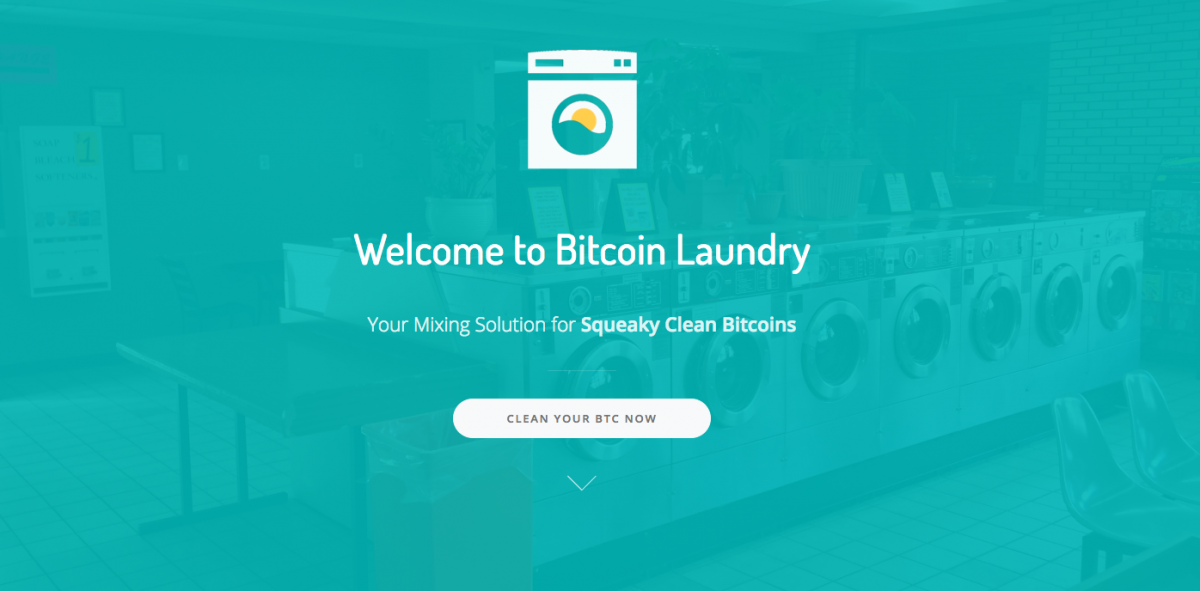 Bitcoin Laundry: Keep your Bitcoin fresh, clean, and safe from prying eyes