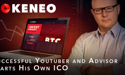 Successful YouTuber and investor Tomasz Rozmus starts his own ICO, launches MVP of crypto exchange TOKENEO