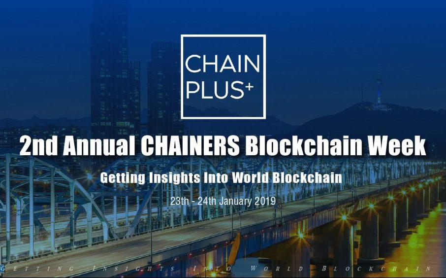 Top Korean Enterprises Accelerate the Blockchain of Korea: CHAIN PLUS+ Blockchain Summit Seoul