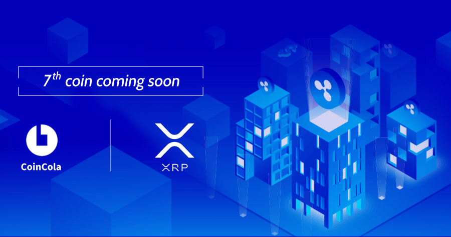 CoinCola lists XRP as a supported asset on its Over-the-Counter marketplace