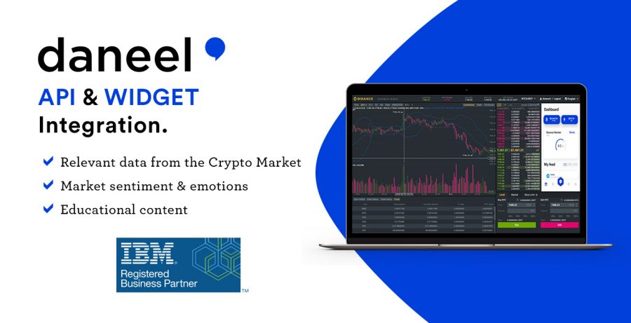 Your personal assistant in cryptocurrencies powered by IBM Watson takes the plunge!