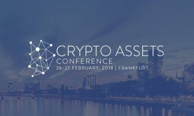 Crypto Assets Conference 2019: The conference on Blockchain and Finance