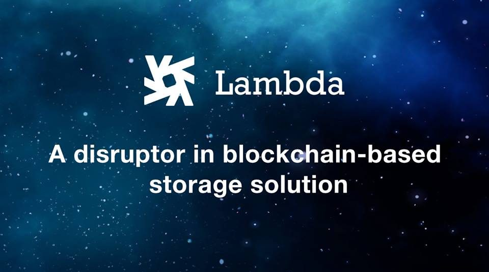 Lambda and BitMax.io exchange form a strategic partnership
