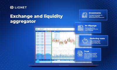 LIQNET - liquidity focused cryptocurrency exchange