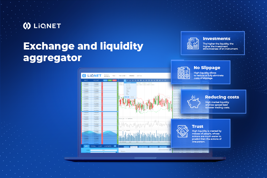 LIQNET - liquidity focused cryptocurrency exchange
