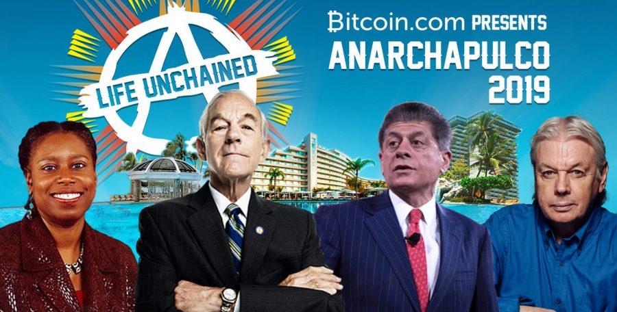 Bitcoin.com partners with Anarchapulco