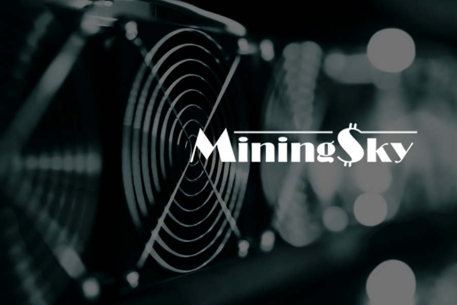 MiningSky: The Future of Blockchain Cloud Mining Platform
