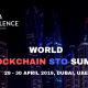 WORLD BLOCKCHAIN STO SUMMIT 29 - 30 April 2019, Dubai, UAE