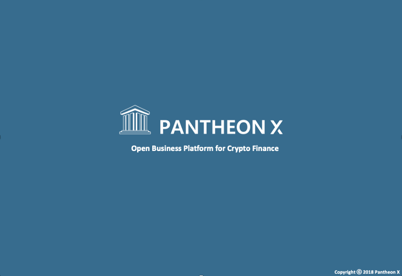 Pantheon-X steps in the cryptofund ecosystem by building a platform best suitable for new and experienced investors