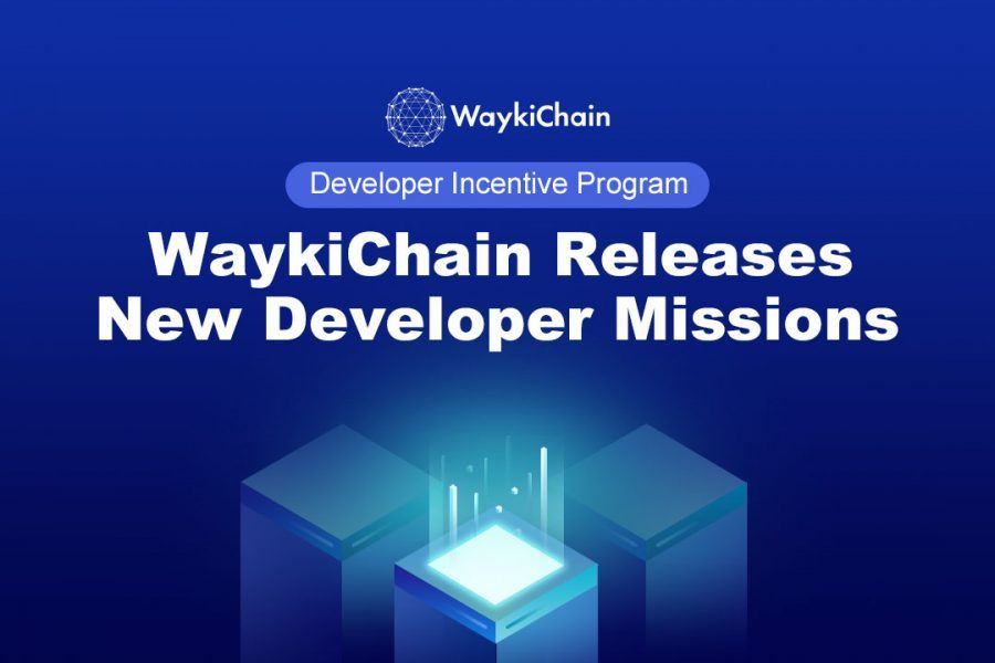 WaykiChain(WICC) Is Empowering Developers by Developer Incentive Program