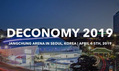 Deconomy Forum is back and even better than the last and here is what to expect from Seoul this April!