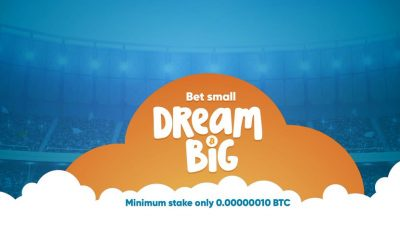 Bet small. Dream BIG: the lowest Bitcoin betting stakes