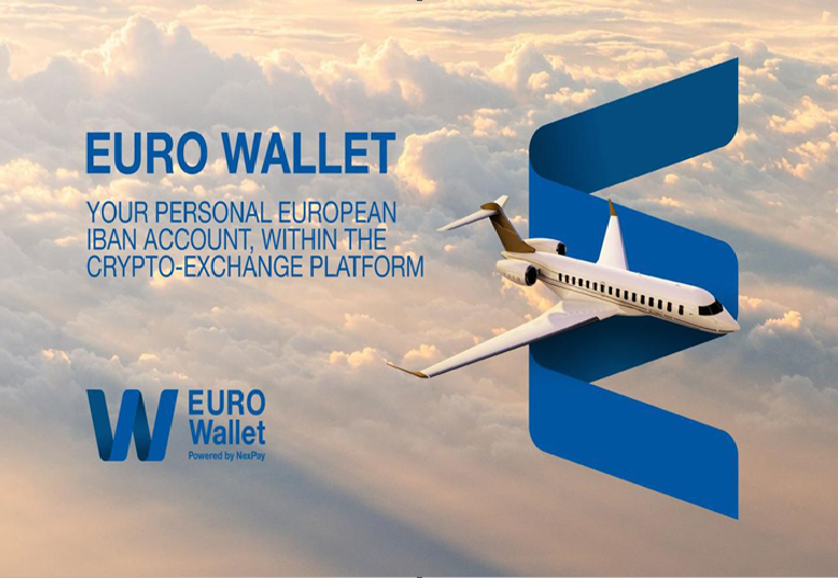 Globitex launches Euro Wallet-one step closer to bridging Cryptocurrency and Banking