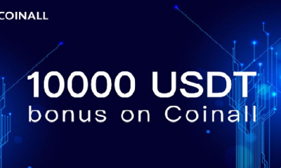 CoinAll Launches a 10000 USDT New-User Campaign to Expand Community